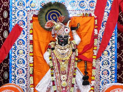 Shrinathji-Nathdwara-